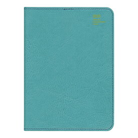 ダイゴー 手帳 2020年 MILL A6 マンスリー ウィークリー Mellow ブルー E7480 (2019年12月始まり)