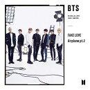 FAKE LOVE / Airplane pt.2 (初回限定盤B CD+DVD)