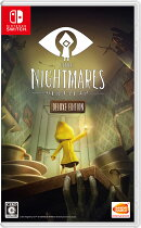LITTLE NIGHTMARES-リトルナイトメアー Deluxe Edition Nintendo Switch版