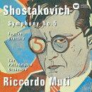 ショスタコーヴィチ:交響曲 第5番 祝典序曲