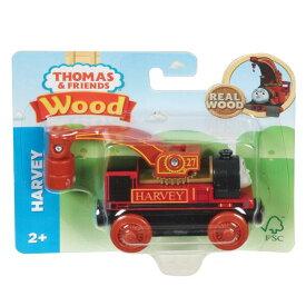 きかんしゃトーマス 木製レールシリーズ ハーヴィー 【SFC認証取得】木のおもちゃ 車両 GGG32