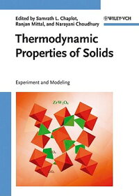 ThermodynamicPropertiesofSolids:ExperimentandModeling