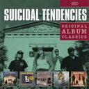 【輸入盤】Original Album Classics [ Suicidal Tendencies ]