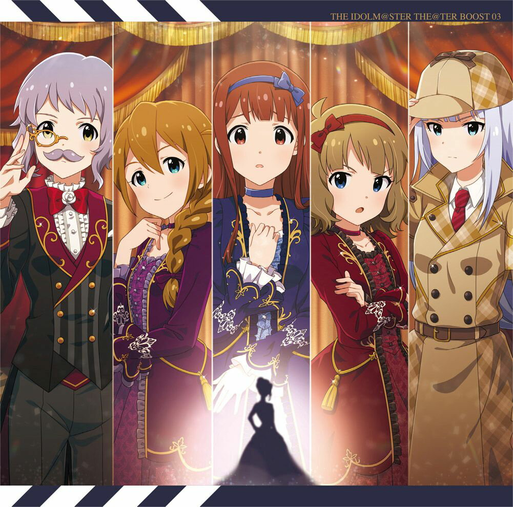 THE IDOLM@STER THE@TER BOOST 03 [ (ゲーム・ミュージック) ]