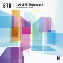 FAKE LOVE / Airplane pt.2 (通常盤)