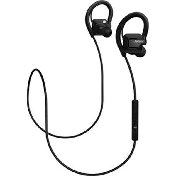 Jabra STEP WIRELESS-BLACK Bluetooth イヤホン (防滴防塵)