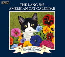 The Lang American Cat Calendar [With Free Bookmark]