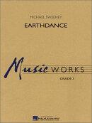 【輸入楽譜】スウィーニー, Michael: アースダンス: スコアとパート譜セット