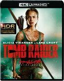 トゥームレイダー ファースト・ミッション(4K ULTRA HD+ブルーレイ)【4K ULTRA HD】