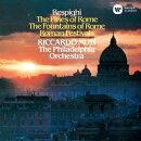 レスピーギ:ローマの松 ローマの噴水 ローマの祭り