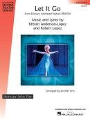 【輸入楽譜】アンダーソン=ロペス, Kristen & ロペス, Robert: 映画「アナと雪の女王」 より レット・イット・ゴー(…