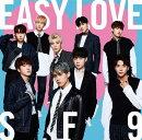 【予約】EASY LOVE (初回限定盤B CD+DVD)