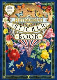 ANTIQUARIAN STICKER BOOK,THE(H) [ . ]