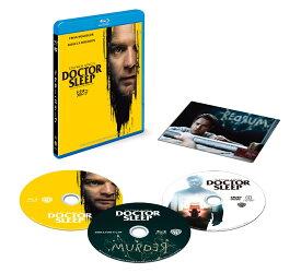 ドクター・スリープ ブルーレイ&DVDセット(3枚組/ディレクターズカット ブルーレイ付)(初回仕様)【Blu-ray】 [ ユアン・マクレガー ]