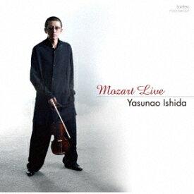 Mozart Live [ 石田泰尚 ]