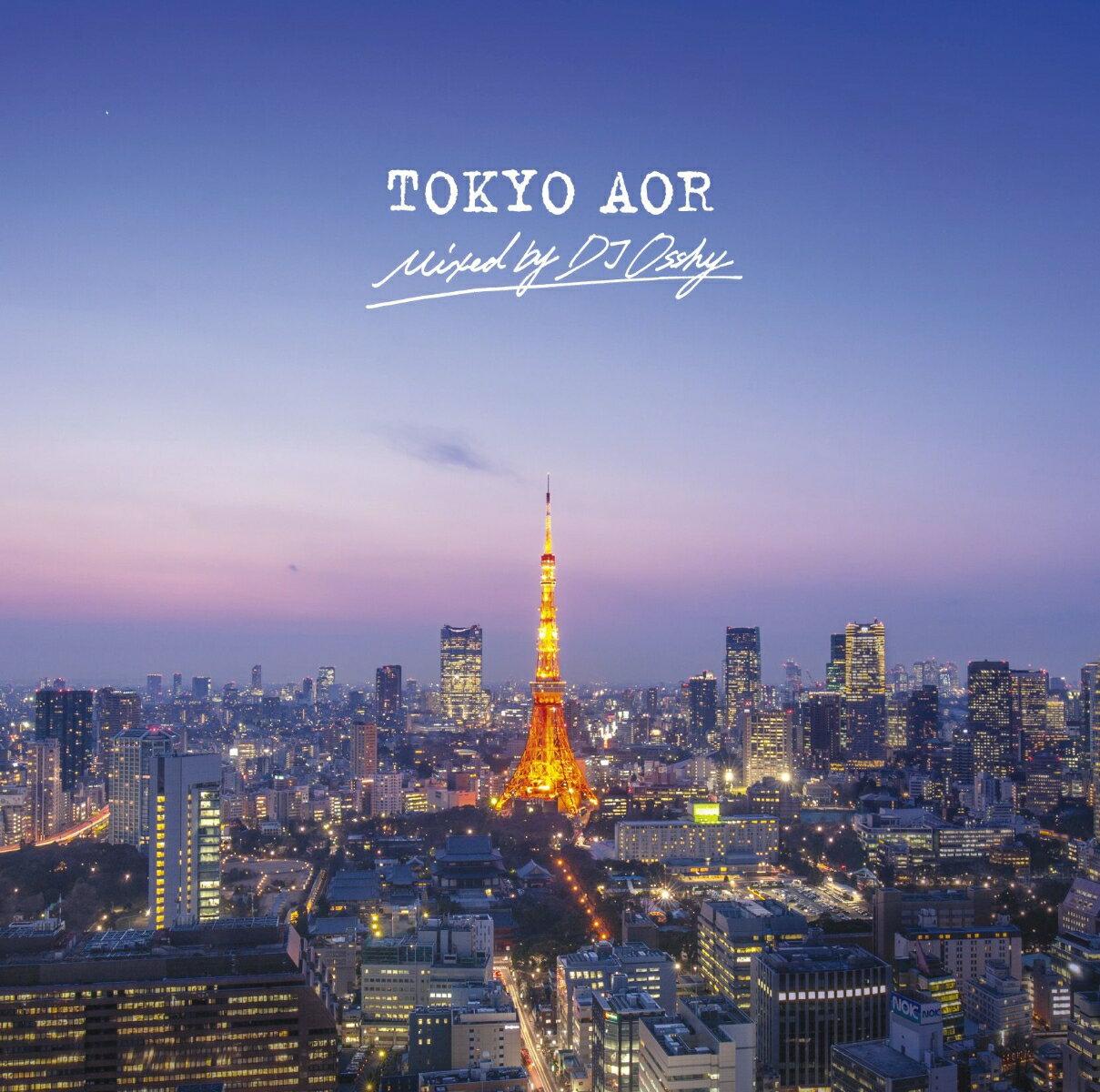 TOKYO AOR [ (V.A.) ]