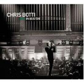 【輸入盤】Live In Boston (+dvd) [ Chris Botti ]