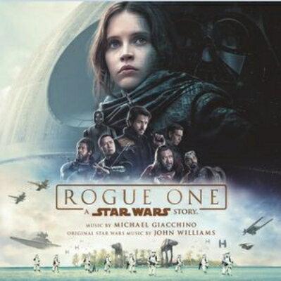 【輸入盤】Rogue One: A Star Wars Story (Original Soundtrack) [ ローグ・ワン/スター・ウォーズ・ストーリー ]