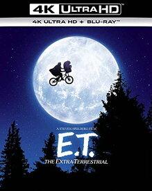 E.T. (4K ULTRA HD + Blu-rayセット)【4K ULTRA HD】 [ ディー・ウォーレス ]