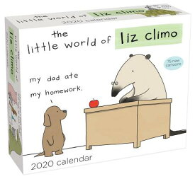 The Little World of Liz Climo 2020 Day-To-Day Calendar LITTLE WORLD OF LIZ CLIMO 2020 [ Liz Climo ]