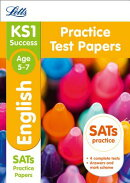 Letts Ks1 Revision Success - New 2014 Curriculum Edition -- Ks1 English: Practice Test Papers