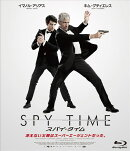 SPY TIME-スパイ・タイムー【Blu-ray】