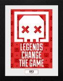 Apex Legends フレーム入りアートポスター デスボックス