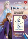 Learn to Draw Disney Frozen 2: Featuring All Your Favorite Characters, Including Anna, Elsa, and Ola LEARN TO …