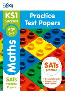 Letts Ks1 Revision Success - New 2014 Curriculum Edition -- Ks1 Maths: Practice Test Papers