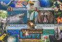 ワンダー・ライヴズ〜自然界の能力者たち〜スターターパック 遊べる!生物のすごい能力大図鑑 ([トレカ]) [ マイ…