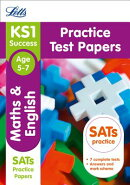 Letts Ks1 Revision Success - New 2014 Curriculum Edition -- Ks1 Maths and English: Practice Test Pap