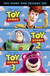 トイ・ストーリー DVD・トリロジー・セット 【Disneyzone】 [ トム・ハンクス ]