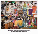 Superfly 10th Anniversary Greatest Hits 「LOVE, PEACE & FIRE」 (通常盤 3CD) [ Superfl...