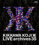 LIVE archives 35【Blu-ray】
