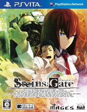 STEINS;GATE PS Vita版