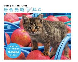 カレンダー2022 岩合光昭×ねこ (ヤマケイカレンダー2022) [ 岩合 光昭 ]