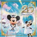 【先着特典】東京ディズニーシー20周年:タイム・トゥ・シャイン!ミュージック・アルバム [デラックス](ポストカード) …