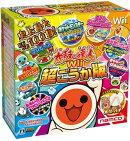 太鼓の達人Wii 超ごうか版 コントローラー「太鼓とバチ」同梱版