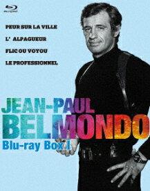 【先着特典】ジャン=ポール・ベルモンド傑作選 Blu-ray BOX1ハードアクション編<初回限定版>【Blu-ray】(ステッカー) [ ジャン=ポール・ベルモンド ]