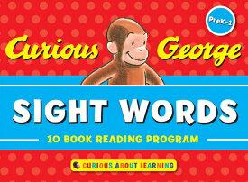 CURIOUS GEORGE:SIGHT WORDS:PREK-1 [ . ]