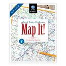 Map It! Seek & Find Atlas of Brainy Challenges: Seek