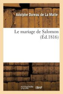 Le Mariage de Salomon