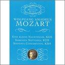 【輸入楽譜】モーツァルト, Wolfgang Amadeus: アイネ・クライネ・ナハトムジーク(小夜曲) ト長調 KV 525、セレナー…