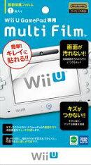 Wii U GamePad専用 マルチフィルム