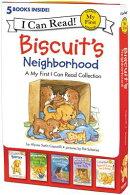 Biscuit's Neighborhood: 5 Fun-Filled Stories in 1 Box!