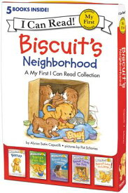 Biscuit's Neighborhood: 5 Fun-Filled Stories in 1 Box! BOXED-BISCUITS NEIGHBORHOOD-5V (My First I Can Read) [ Alyssa Satin Capucilli ]