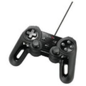 USBゲームパッド/13ボタン/Xinput/ブラック