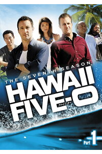 HAWAIIFIVE-0シーズン7DVDBOXPart1[アレックス・オロックリン]