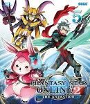 ファンタシースターオンライン2 ジ アニメーション 5【Blu-ray】