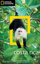 National Geographic Traveler Costa Rica 5th Edition